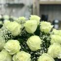 Brassée de roses ...